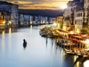 View Grand Canal From Rialto Bridge