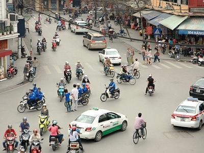 View Hanoi Road Traffic