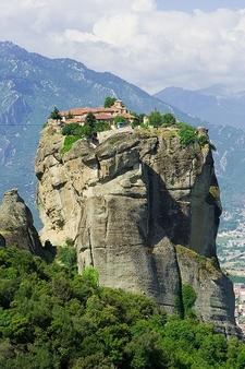 View Holy Trinity Monastery - Meteora
