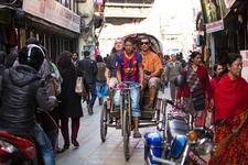View Kathmandu Tricycle - Nepal