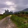 View Kilchurn Castle - Scotland UK