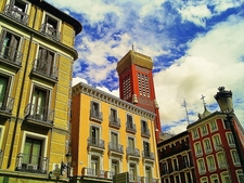 View Madrid Buildings