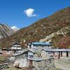 View Manang & Yak Kharkha - Annapurna CA Nepal