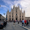 View Milan Cathedral At Piazza Del Duomo