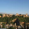 View Of Alhambra From Mirador De San Nicolás