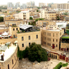 View Of İcheri Sheher From Maiden Tower