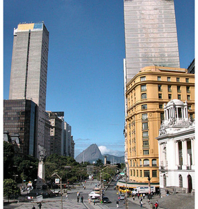 View Of Cinelândia Square