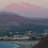 View Of Georgioupoli And Mount Psiloritis