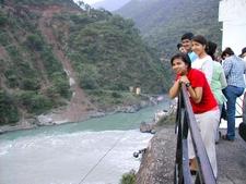 View Of Hemkund-Prayag