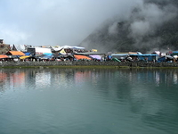 Manimahesh Lake