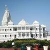 View Of Prem Mandir
