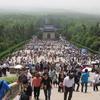 View Of Sun Yat-sen Mausoleum