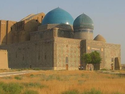 Mausoleum of Khoja Ahmed Yasavi