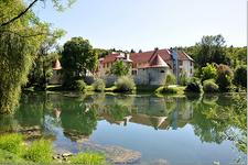 View Otocec Castle