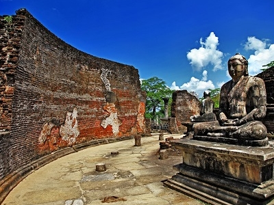 View Polonnaruwa Buddha Temple