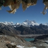 View Renjo La Pass - Nepal Sagarmatha National Park