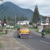 View Road In Berastagi - Sumatra ID