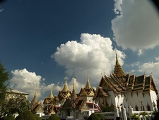View Royal Palace In Bangkok