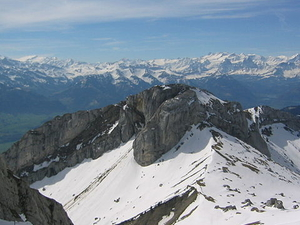 Mt. Pilatus Winter Day Trip from Zurich Photos