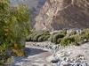 View Stream Through Jomsom - Nepal