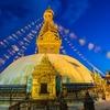 View Swayambhunath - Kathmandu Nepal