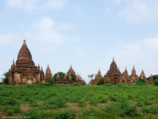 View Temples In Bagan