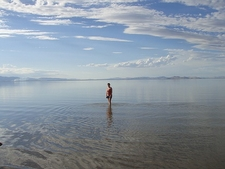 View The Great Salt Lake Utah