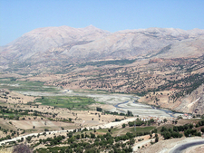 View To Mount Nemrut