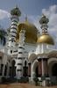 View Ubudiyyah Mosque Front View