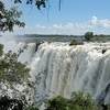 View Victoria Falls From Zambia