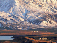 Viðey island