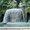 The Fontana Dell'Ovato - Oval Fountain