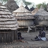 Village In South Sudan