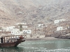 Village On The Musandam Peninsula