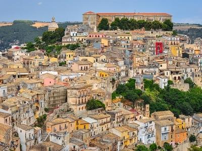 Village Ragusa - Sicily - Italy