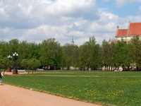 Lukiskes Square