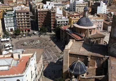 Virgen De Los Desamparados Basilica. Valencia