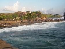 Visiting Tanah Lot In Bali