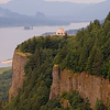 Crown Point In The Columbia River Gorge