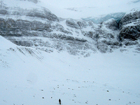 Vulture Glacier