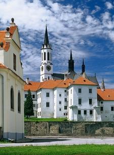 Vyšší Brod Cistercian Monastery