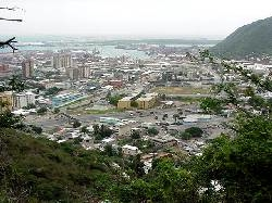 View Of Puerto Cabello