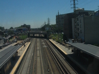 Woodside LIRR Station