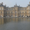 View Of Luxembourg Palace