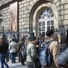 Visitors At Conciergerie