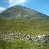 Wall Under Croagh Patrick