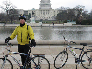 Washington DC Monuments Bike Tour Photos