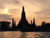 Wat Arun And Sunset