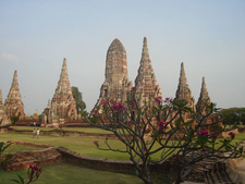 Wat Chaiwatthanaram - Buddhist Temple