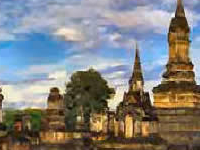 Wat Chedi Jet Taew